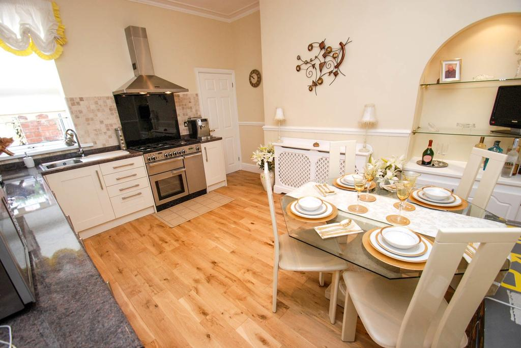 1 Bedroom Flat for sale in Ashley Road, South Shields