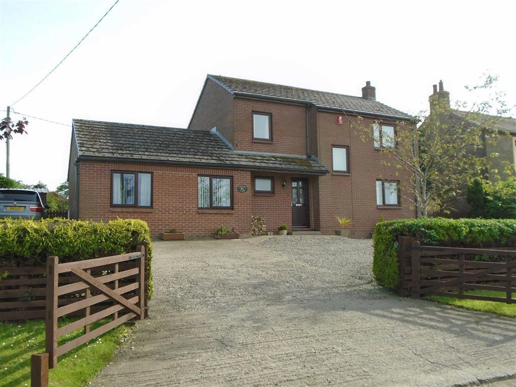 3 Bedrooms Detached House for sale in Wiggonby, Wigton, Cumbria