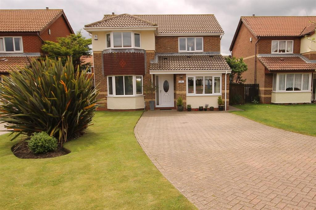 4 Bedrooms Detached House for sale in Grace Close Seaton Carew, Hartlepool