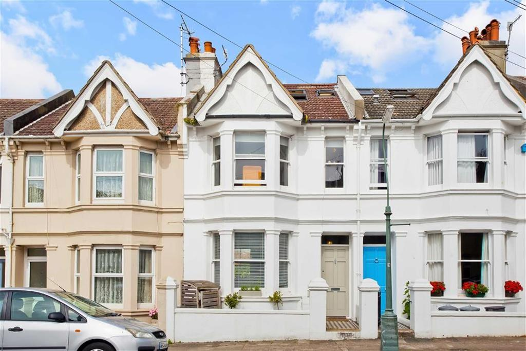 3 Bedrooms Terraced House for sale in Alpine Road, Hove, East Susex