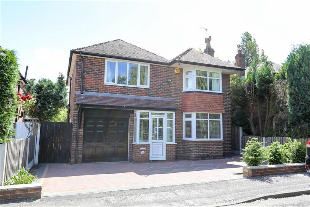 4 Bedrooms Detached House for sale in Kingsway, Cheadle, Cheshire