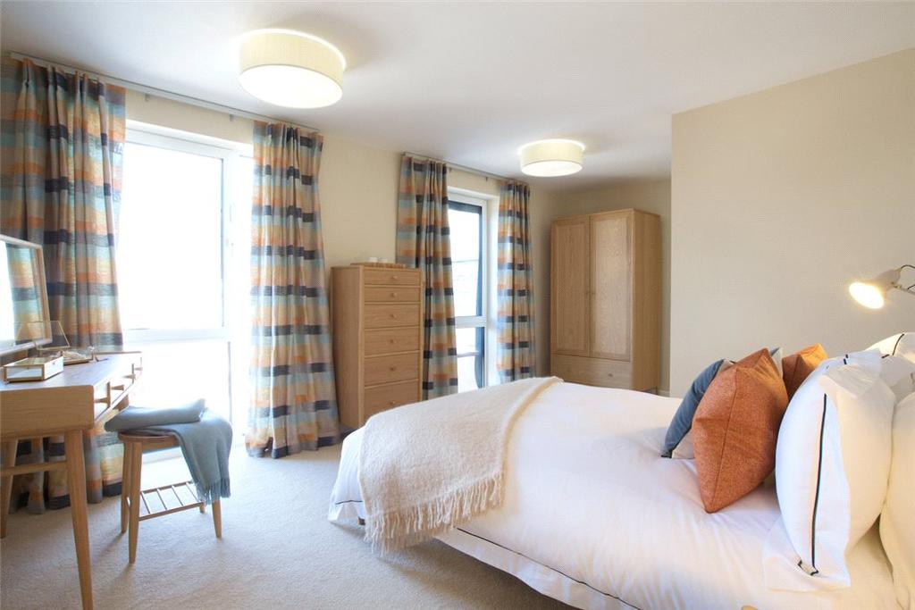 3 Bedrooms Flat for sale in 0.6 Redcliffe Place, 3-8 Redcliffe Parade West, Bristol, Somerset, BS1