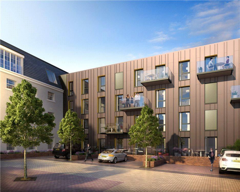 3 Bedrooms Flat for sale in Unit 0.6, 3-8 Redcliffe Parade West, Bristol, Somerset, BS1
