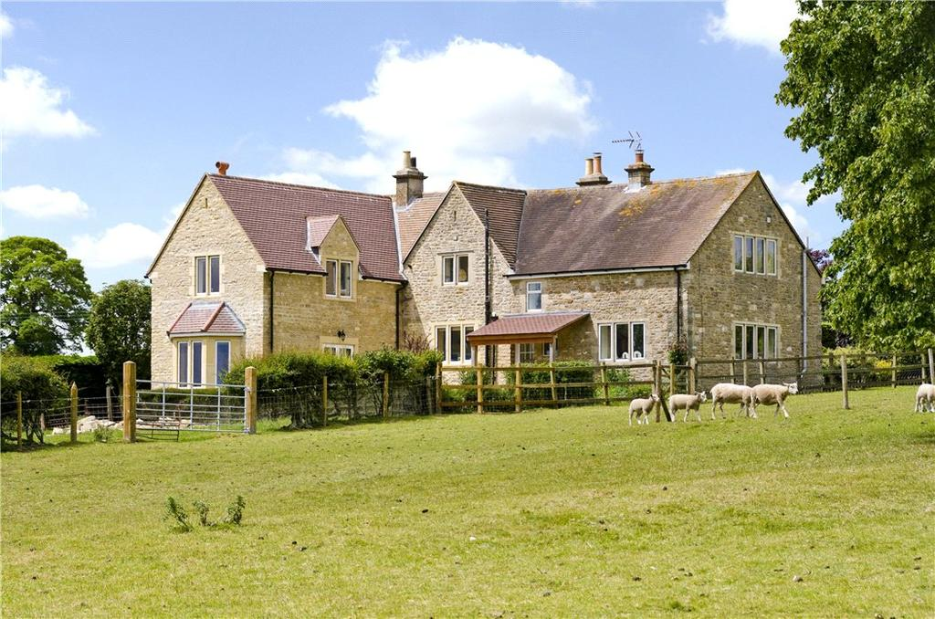 4 Bedrooms Detached House for sale in Norton St. Philip, Bath, Somerset, BA2