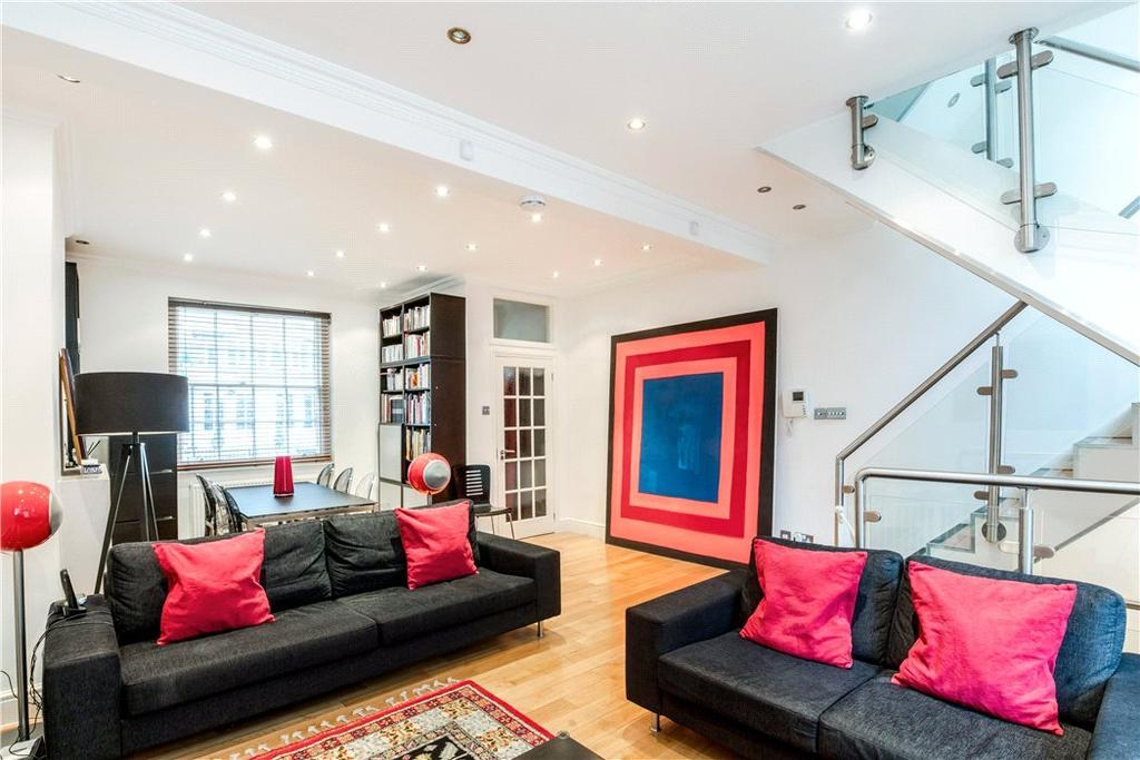 4 Bedrooms Terraced House for sale in Portsea Place, Hyde Park, London, W2
