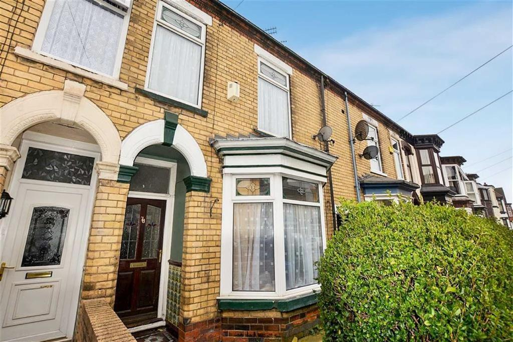 3 Bedrooms Terraced House for sale in Jalland Street, Hull, East Yorkshire, HU8
