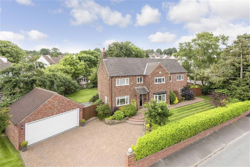 4 Bedrooms Detached House for sale in Westminster Drive, Harrogate, North Yorkshire