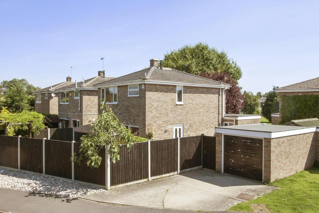 3 Bedrooms Detached House for sale in Stane Field, Marks Tey, Colchester, Essex, CO6