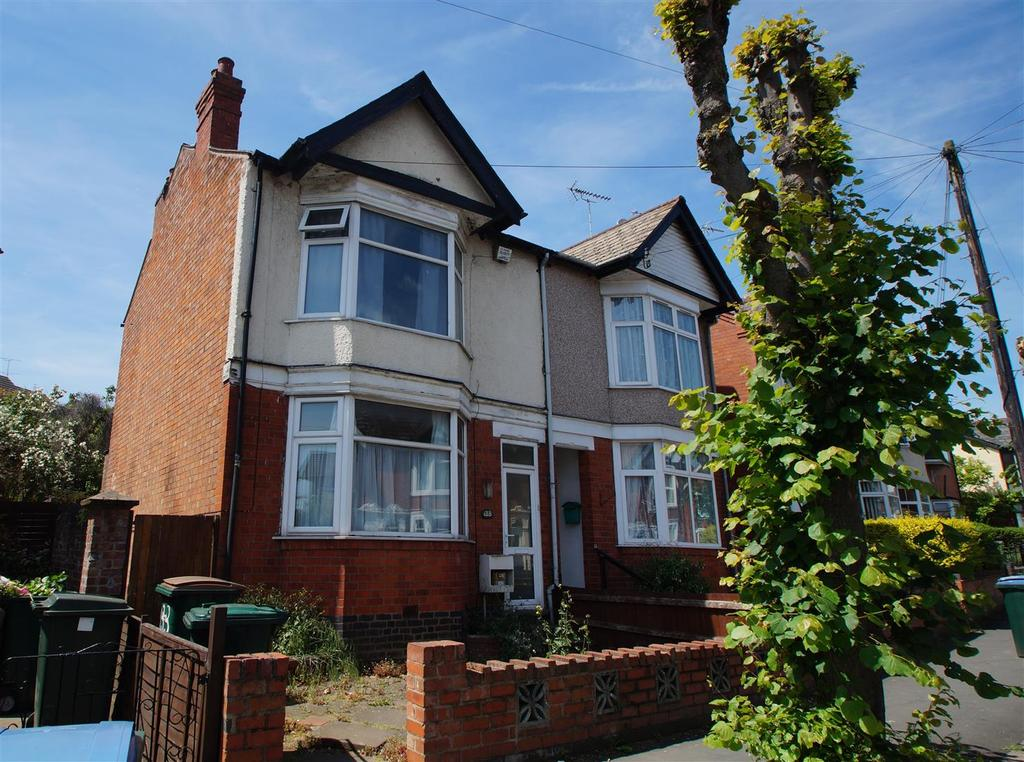 3 Bedrooms House for sale in Earlsdon Avenue North, Earlsdon, Coventry