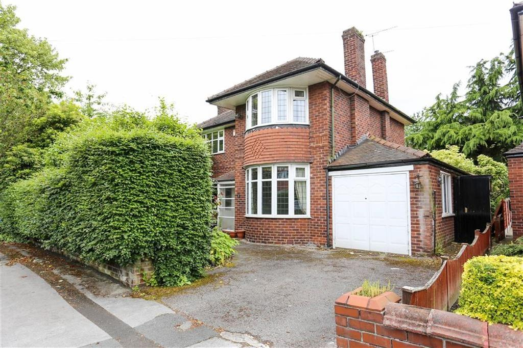 3 Bedrooms Detached House for sale in Torkington Road, Cheadle, Cheshire
