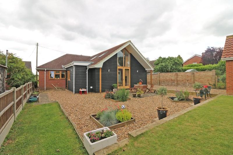 4 Bedrooms Detached House for sale in High Street, Wicklewood, Wymondham