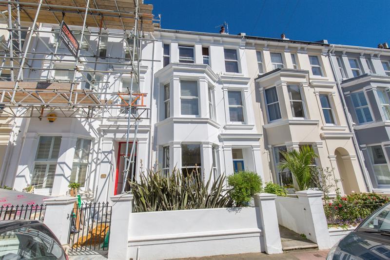 4 Bedrooms Terraced House for sale in Walpole Terrace, Brighton