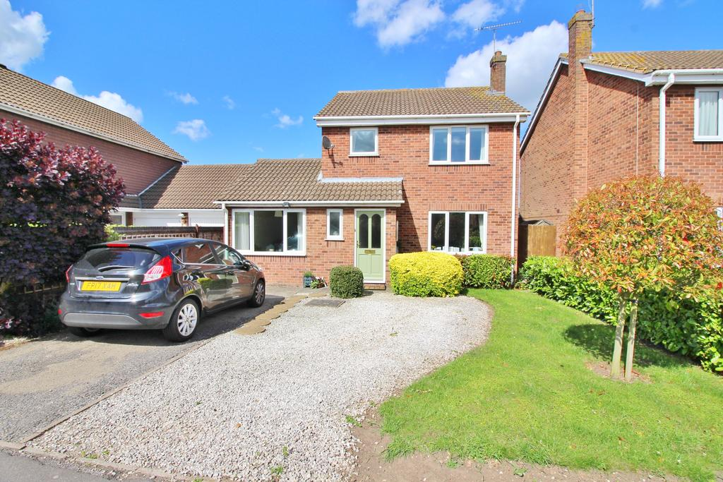 3 Bedrooms Detached House for sale in Copeland Grove, Bingham NG13