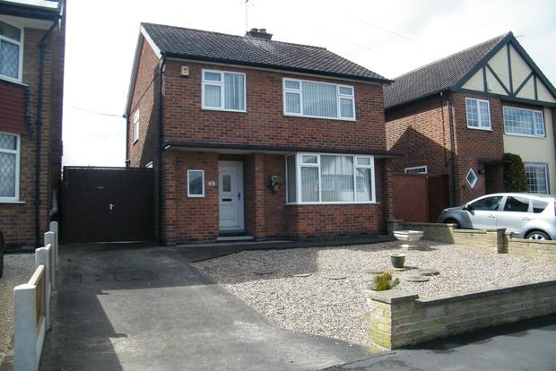 3 Bedrooms Detached House for sale in Lancaster Avenue, Sandiacre, Nottingham, NG10
