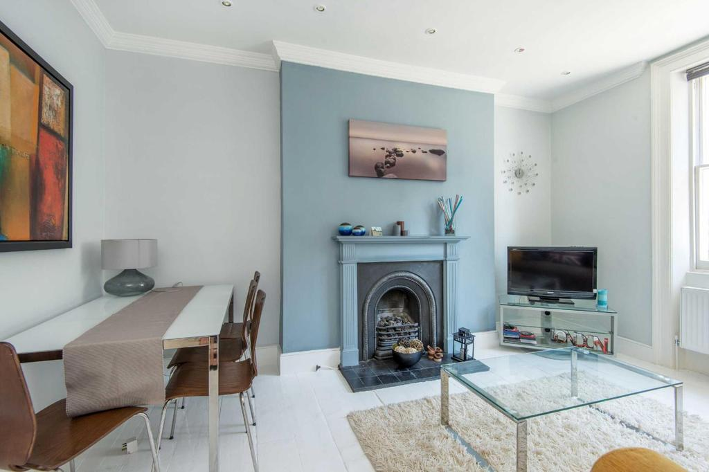 2 Bedrooms Flat for sale in Aldersgate Street, EC1A