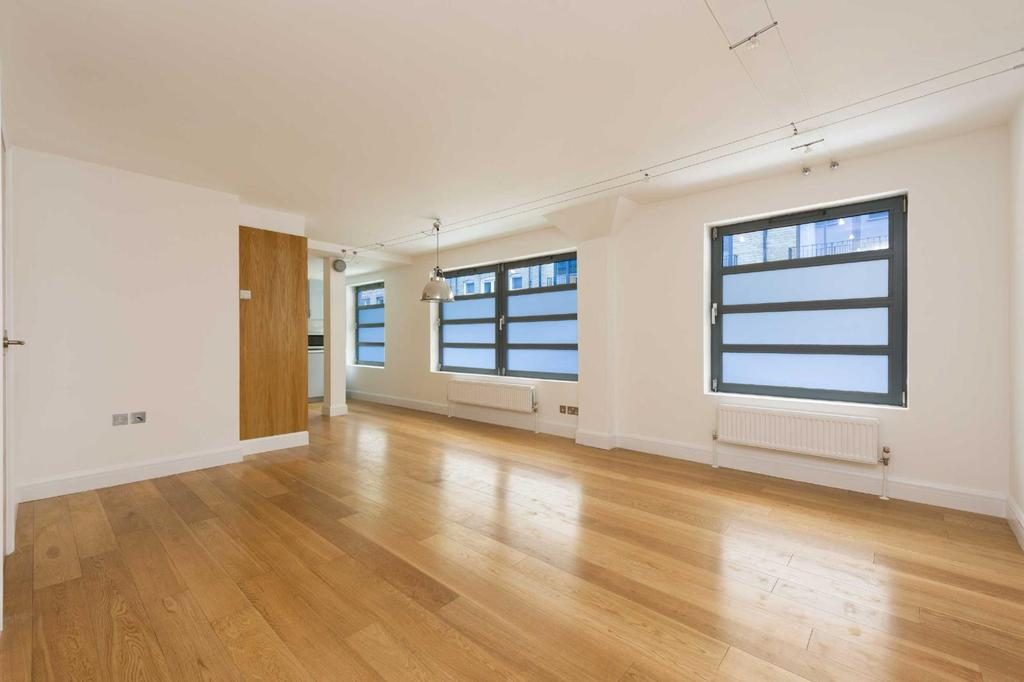 2 Bedrooms Flat for sale in North Mews, WC1N
