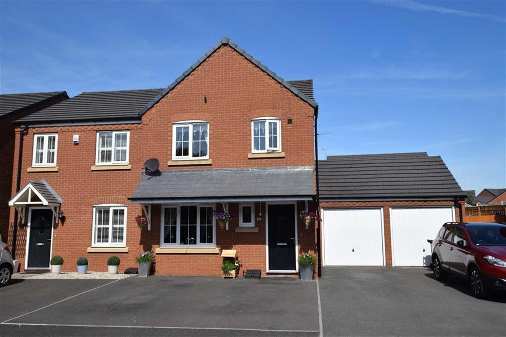 3 Bedrooms Semi Detached House for sale in Clensmore Street, Kidderminster, Worcestershire
