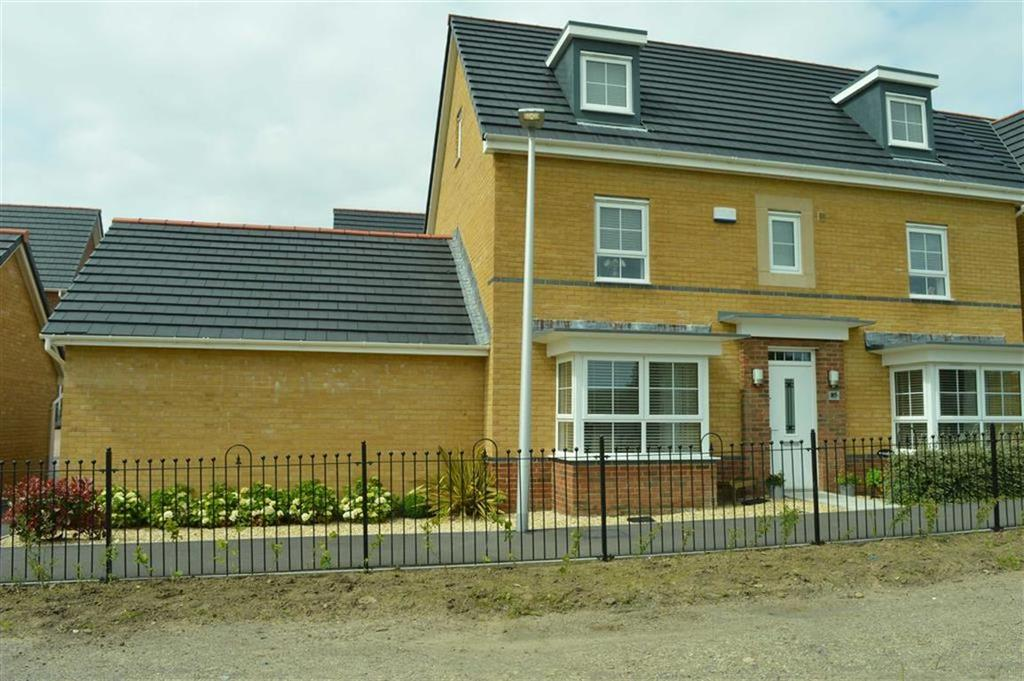 5 Bedrooms Detached House for sale in Horizon Way, Swansea, SA4