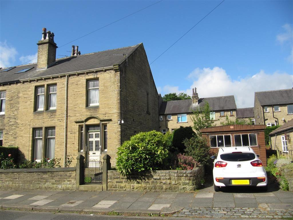 3 Bedrooms Semi Detached House for sale in Lea Street, Lindley, Huddersfield, HD3