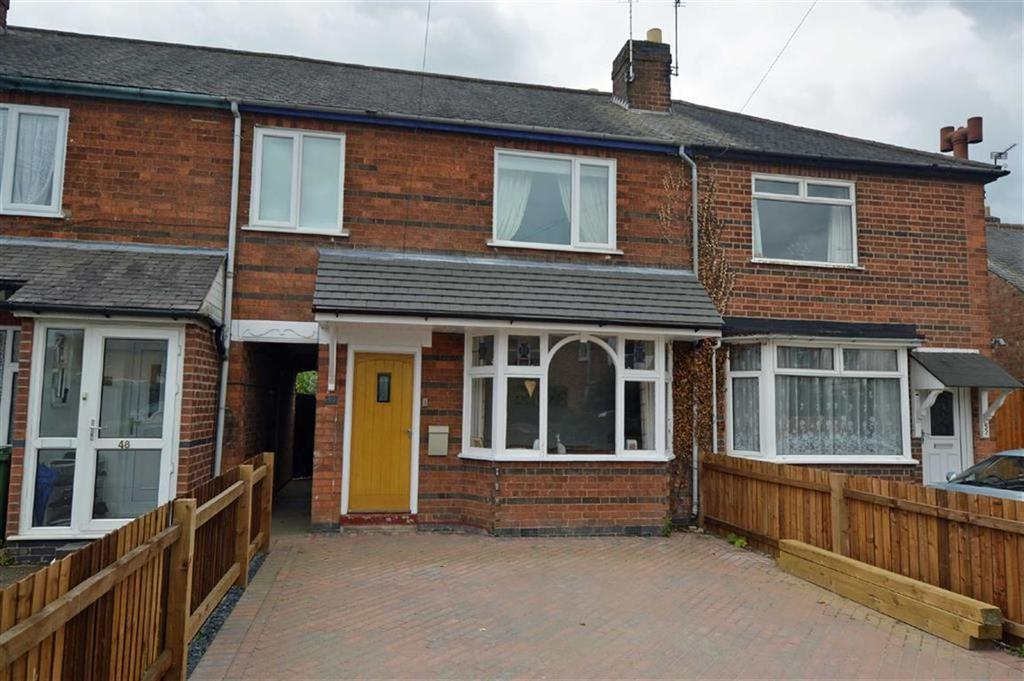 3 Bedrooms Town House for sale in The Crossway, Braunstone Town