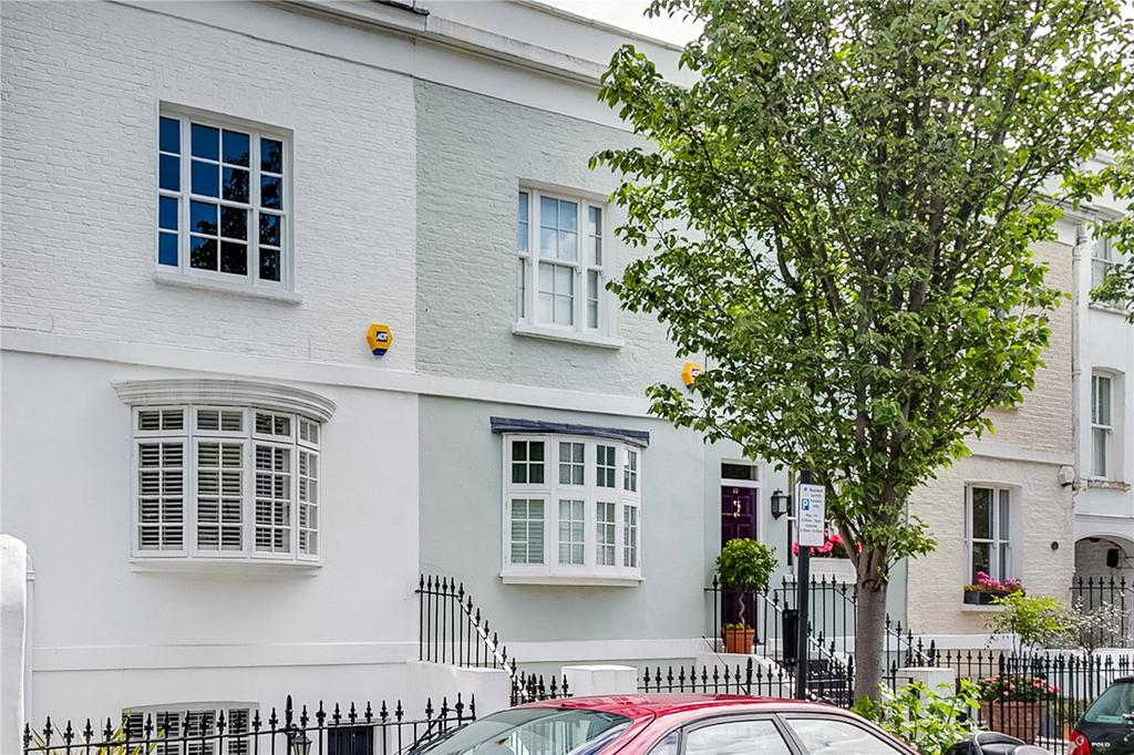 3 Bedrooms House for sale in Wallgrave Road, Earls Court, London