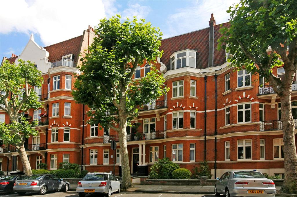 3 Bedrooms Flat for sale in Lauderdale Mansions, Lauderdale Road, Maida Vale