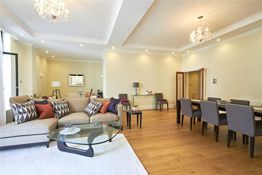 3 Bedrooms Flat for sale in County Hall, Forum Magnum Square, Southbank, London, SE1
