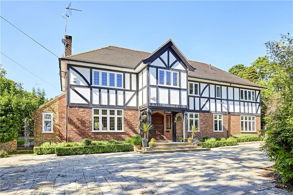 6 Bedrooms Detached House for sale in West Road, Kingston upon Thames, KT2