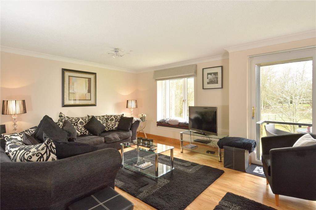 3 Bedrooms Flat for sale in Guthrie Court (59), Gleneagles Village, Auchterarder, Perthshire, PH3