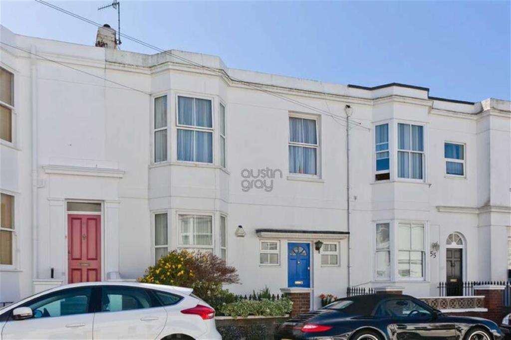 2 Bedrooms Terraced House for sale in West Hill Street, Brighton, East Sussex