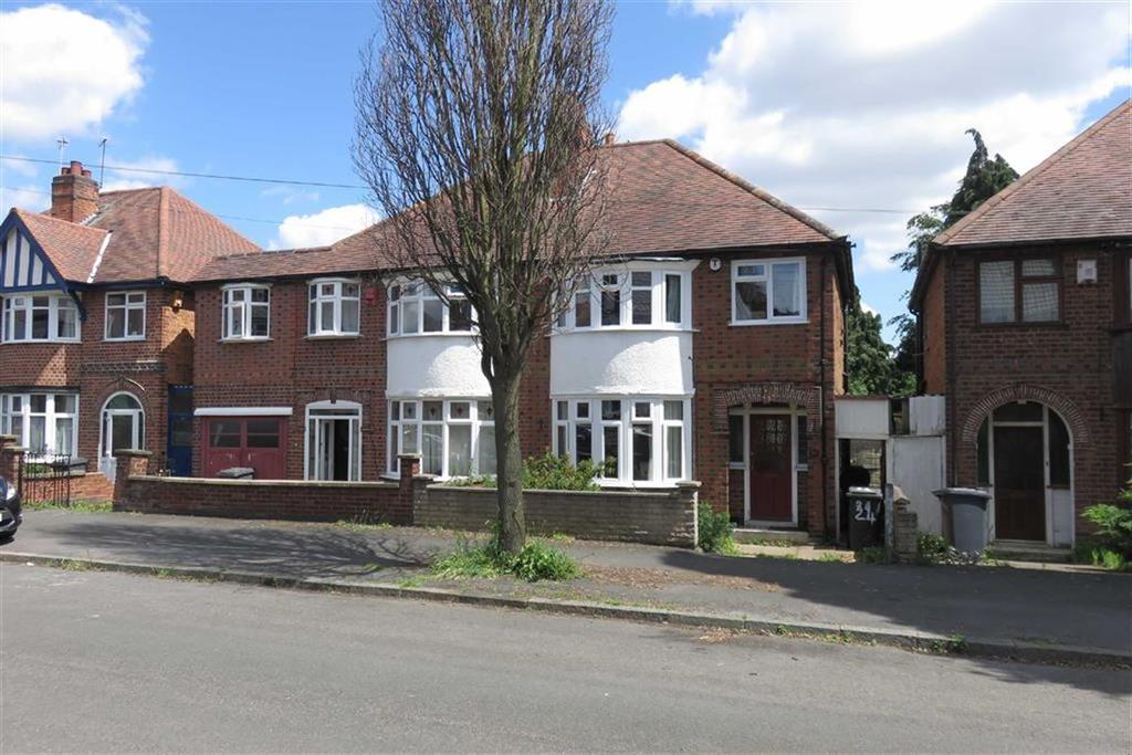 3 Bedrooms Semi Detached House for sale in Oakthorpe Avenue, Western Park
