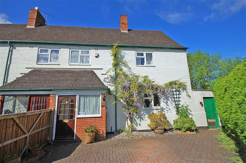 3 Bedrooms Semi Detached House for sale in Churchill Drive, Charlton Kings, Cheltenham, GL52