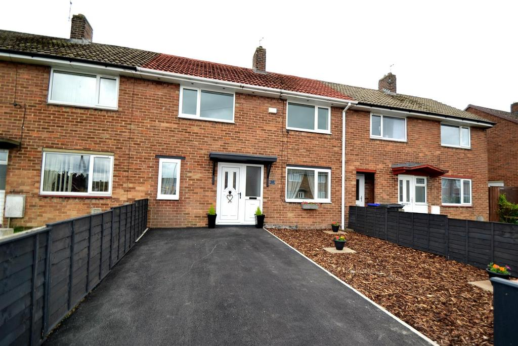 2 Bedrooms Terraced House for sale in Thorn Close, Middlestone Moor