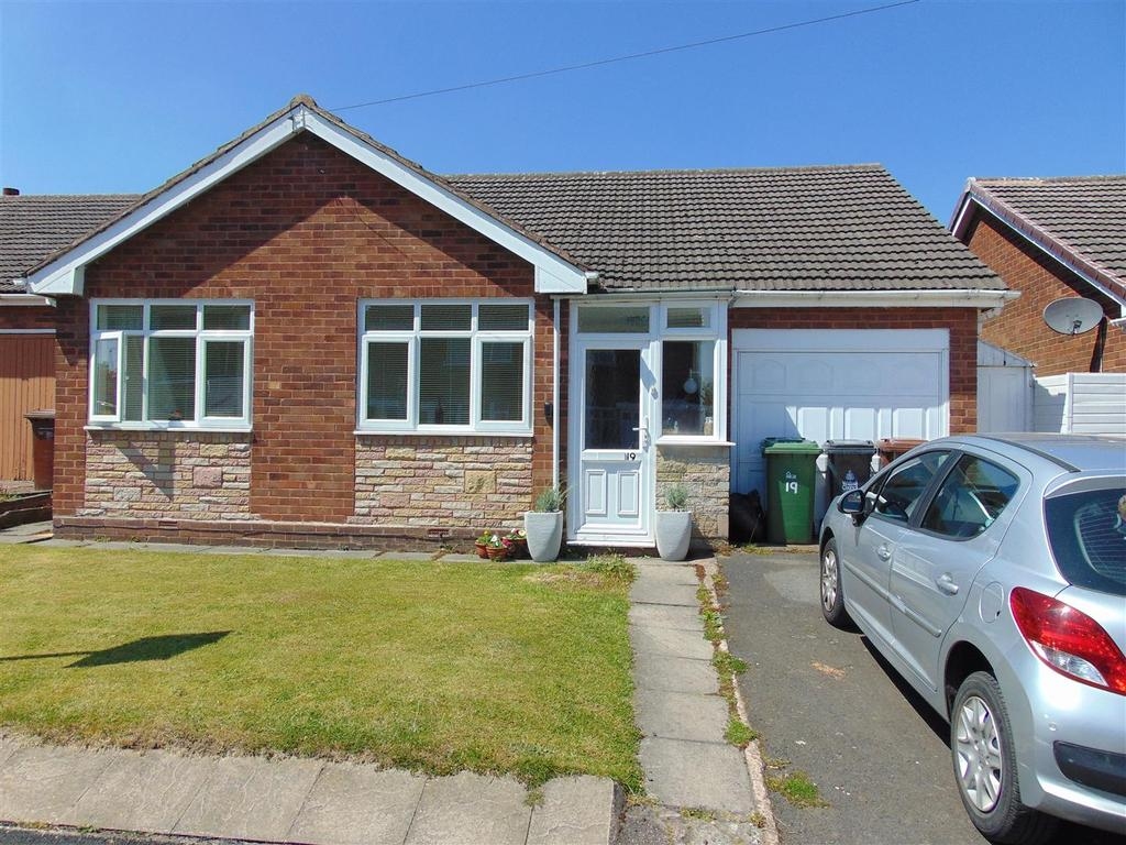 3 Bedrooms Detached Bungalow for sale in St. Johns Road, Pelsall, Walsall