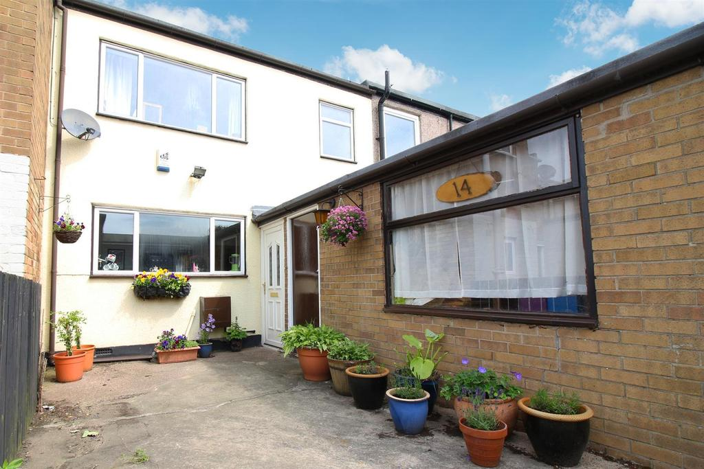 3 Bedrooms Terraced House for sale in Cheviot View, Seghill, Cramlington