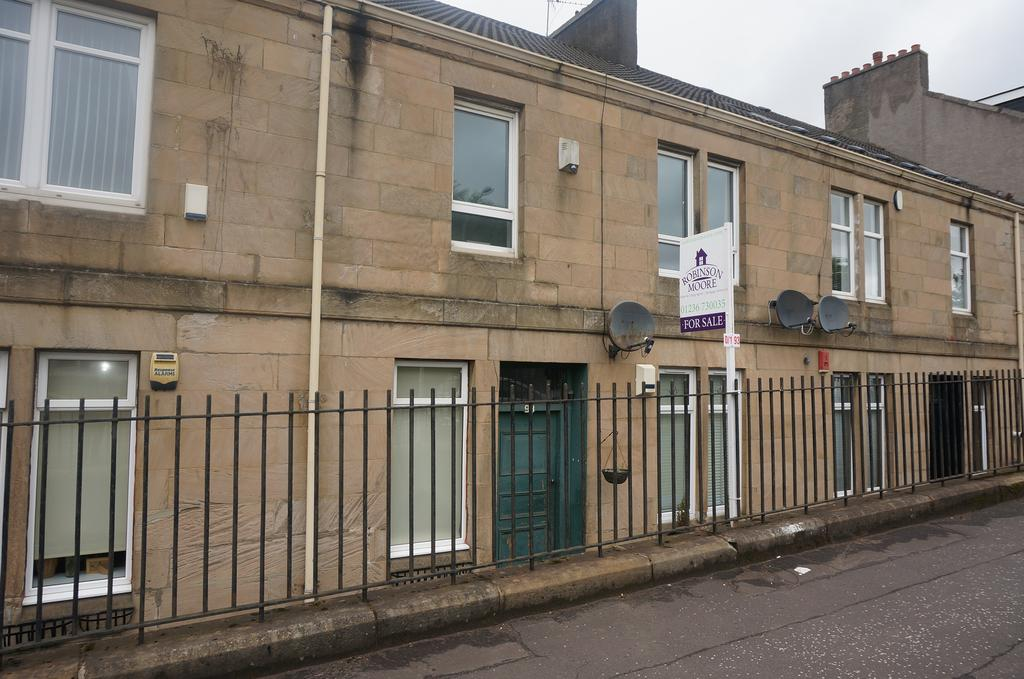 1 Bedroom Ground Flat for sale in Stepps, Glasgow, Stepps G33