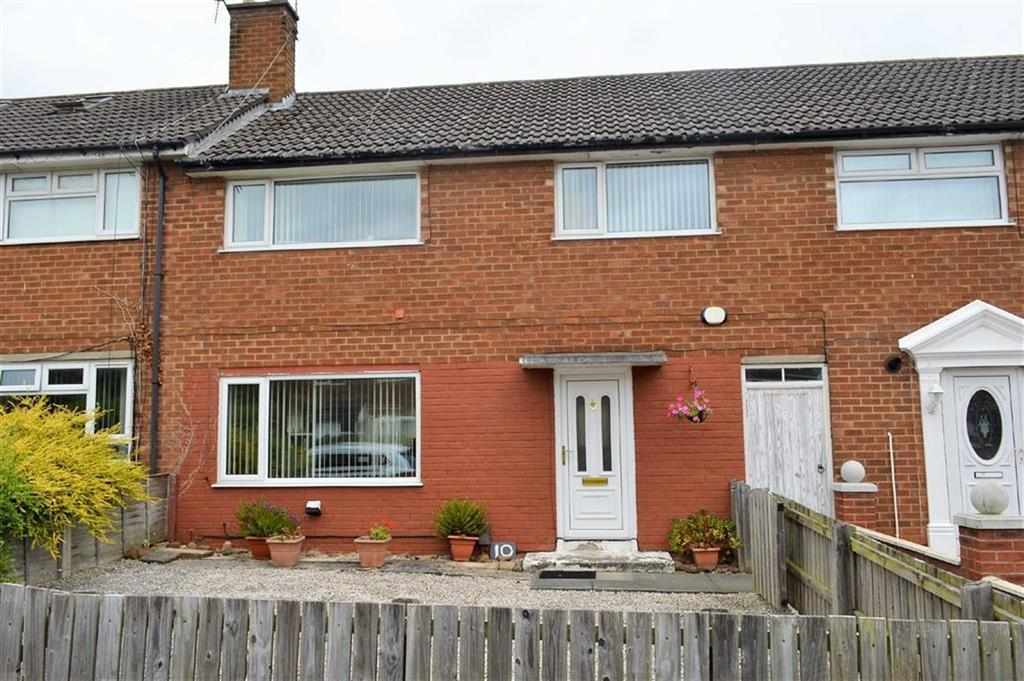3 Bedrooms Terraced House for sale in Shortfield Way, CH49