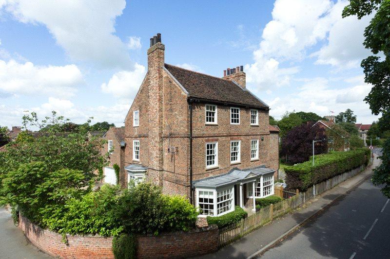 6 Bedrooms Detached House for sale in Main Street, Bishopthorpe, York, YO23