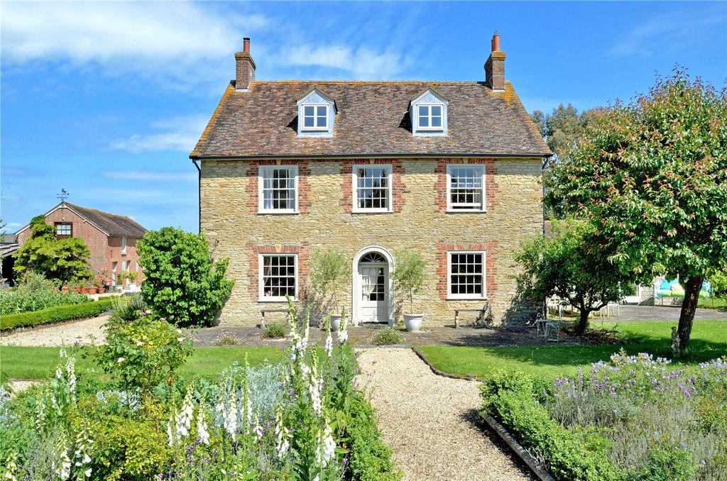 5 Bedrooms Detached House for sale in Holwell, Sherborne, Dorset