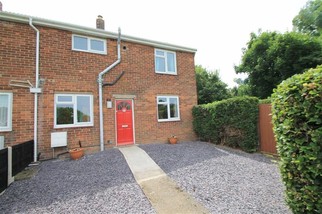 3 Bedrooms End Of Terrace House for sale in The Mount, Wrexham