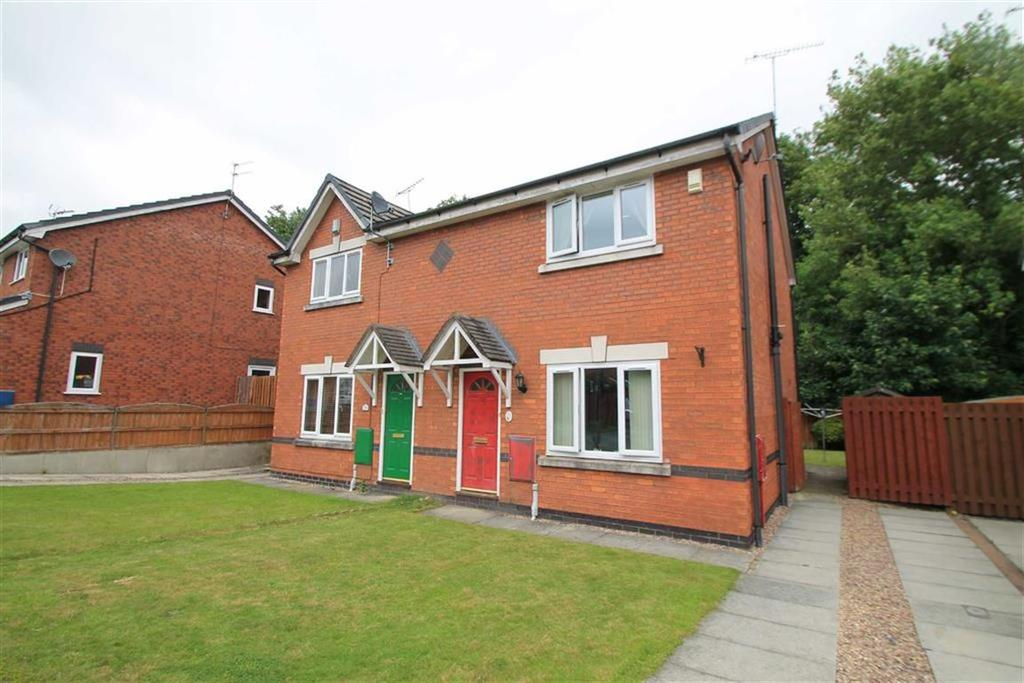 3 Bedrooms Semi Detached House for sale in Moss Valley Road, New Broughton, Wrexham