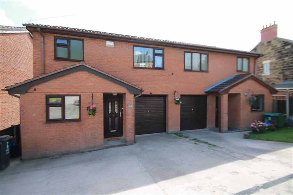 3 Bedrooms Semi Detached House for sale in Trem Y Dyffryn, Brynteg, Wrexham