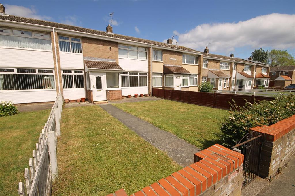 3 Bedrooms Terraced House for sale in Gower Walk, Throston Grange, Hartlepool