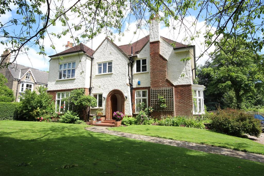4 Bedrooms Detached House for sale in Southfield, Hessle