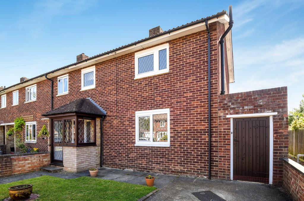 2 Bedrooms End Of Terrace House for sale in Fairmead Bromley BR1