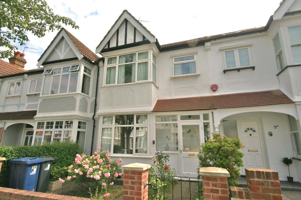 3 Bedrooms Terraced House for sale in Barnfield Road, Ealing W5