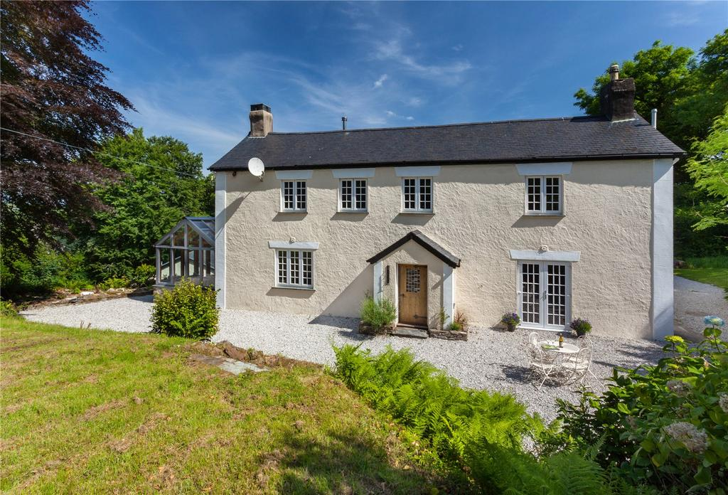 5 Bedrooms Equestrian Facility Character Property for sale in Beara Lane, Bratton Fleming, Barnstaple, Devon, EX31