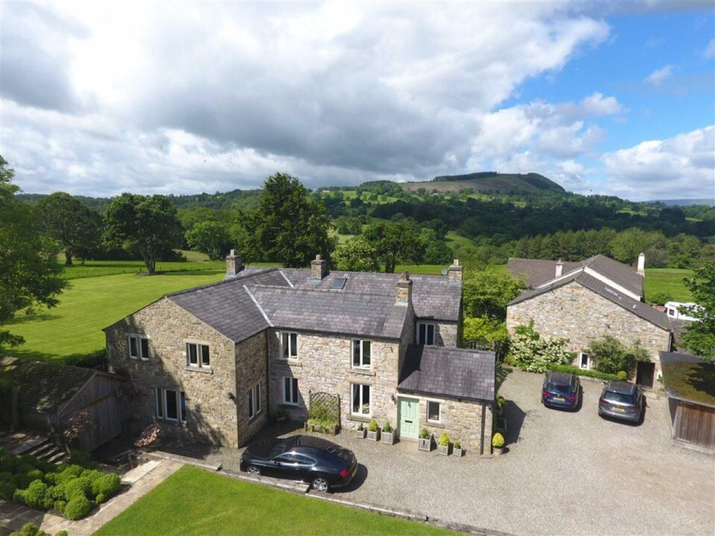 7 Bedrooms Detached House for sale in Withgill Fold, Clitheroe, Lancashire