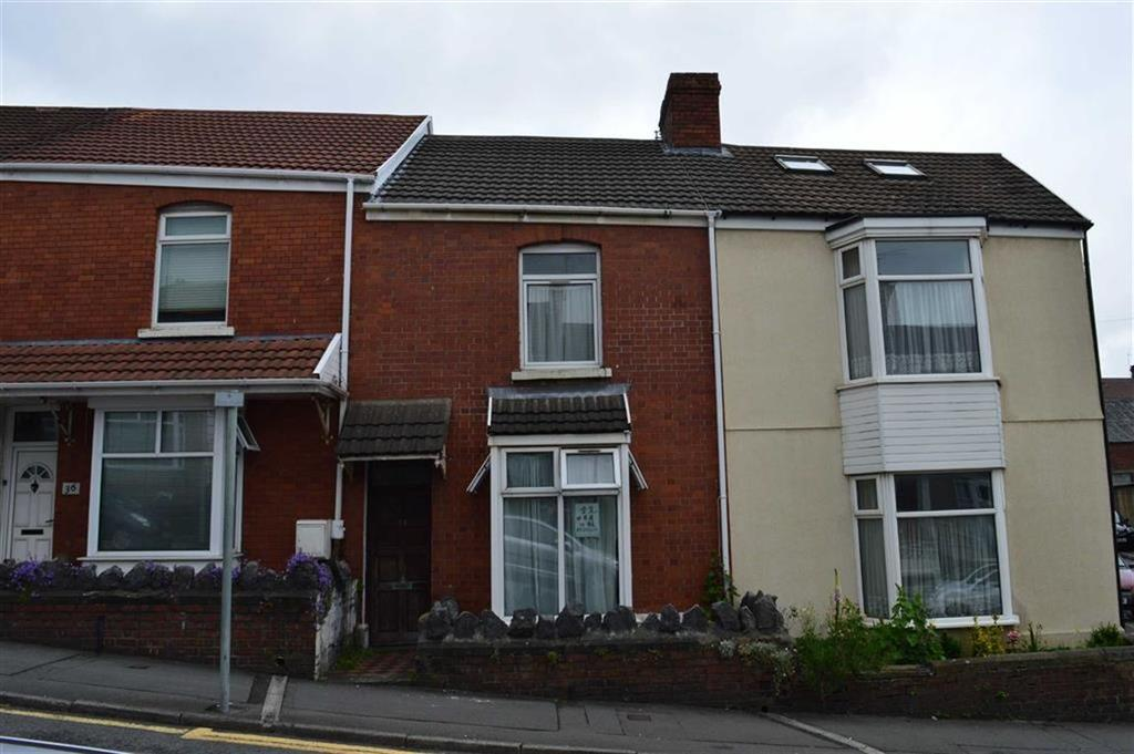 3 Bedrooms Terraced House for sale in Rhyddings Park Road, Swansea, SA2