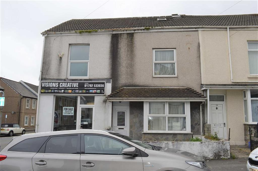 3 Bedrooms Terraced House for sale in Richardson Street, Swansea, SA1